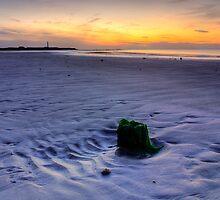 West Beach Lossiemouth by Blackgull