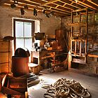 The Old Workshop by Stephen Peters
