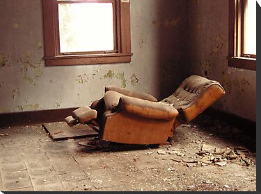 "Recliner by Stephen ""Switt!""  Wittmaak"