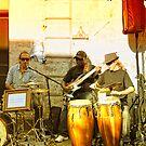 Live Music in Oxford Street, Sydney Australia. by TheSpaniard