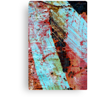 Brush Up Canvas Print