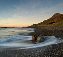 Ward Beach by Michael Treloar