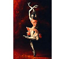The Passion of Dance Photographic Print