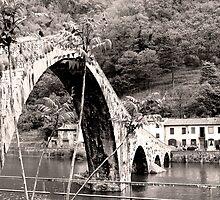 The Devil's Bridge by Vittorio Magaletti