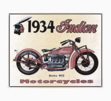 Indian Motorcycles Kids Clothes