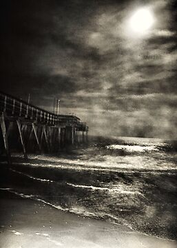 Avalon Pier by Amy E. McCormick