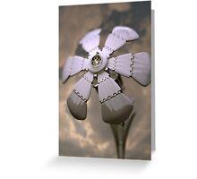 Flower [Remix] Greeting Card