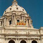 Minnesota Capitol by Rachel Broten