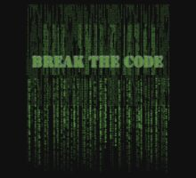 break the code  by fireicetrinity