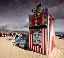 Punch 'n Judy by Claire Hutton