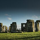 Stonehenge Lit by Richard Horsfield