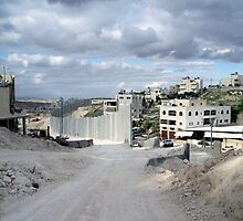 Israel's Security Barrier in the West Bank 02 by Jason Moore