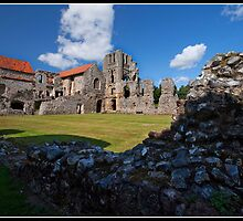 Castle Acre Priory by Shaun Whiteman