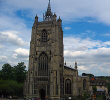 St Peter Mancroft, Norwich, Norfolk by ChelseaBlue