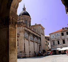 Dubrovnik by CharlieFulluck