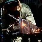Ben welding by Charlie by BackTrack