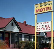 Holiday Motel by fstop23