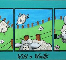 Wild and Woolley by sweetnlowley