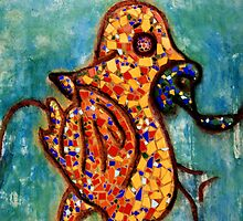 BIRDMAN FACE by William Vazquez