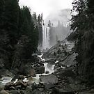 Vernal Falls in the Spring by Mark Ramstead