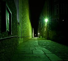 Dark Alley Ways by David Lewins