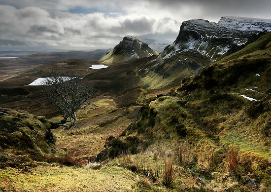 Isle of Skye: The Quiraing by Angie Latham