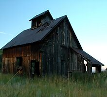 Cripple Creek School House by punchdrunklove