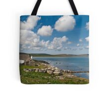 North Uist: Stonehouse Tote Bag