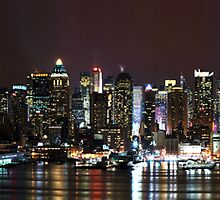 Manhattan, a Panorama by PGornell