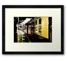 The Orient Express Framed Print