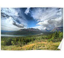 Medicine Lake Poster