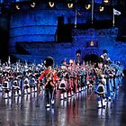 Scotland the Brave -  2009 Edinburgh Tattoo by tayforth