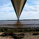 The Humber Bridge by bubblebat