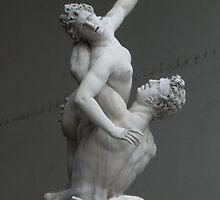 The Rape of Sabine Women by Claire Scherzinger