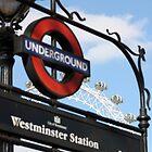 London Underground by BMichael