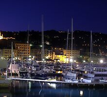 Santa Margherita Ligure - the Harbour by sstarlightss