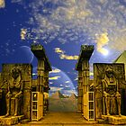 The Pharaoh's Portal by AlienVisitor