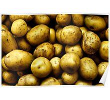 Golden Potatoes  Poster