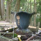 Buddhist Purification Fountain by lilac-hime