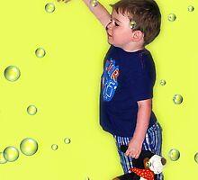 Bubbles by Jenni Atkins-Stair