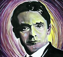 Rudolf Steiner by johnnysandler