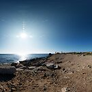 Portland Bill Panorama 2 by bubblebat