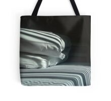 The Hospital Bed Sheets.  Tote Bag