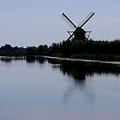 Windmill by Bluesrose