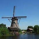 Windmill. III by Bluesrose