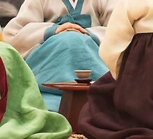 Korean Tea Ceremony - Busan, South Korea by Alex Zuccarelli