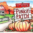 Punkin Patch... by Sam Dantone