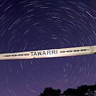 Star Trails At Tawarri  by EOS20