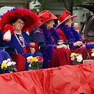 The Red Hat Society by BarbL