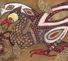 The Gold Bird by Lynnette Shelley
